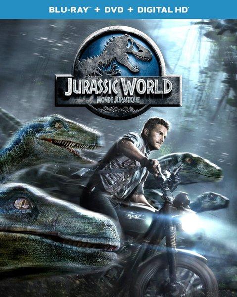 Jurassic World | 2015 | Bluray 1080p | Dual TR-EN | Tek Link