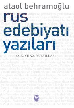 Ataol Behramoğlu Rus Edebiyatı Yazıları Pdf E-kitap indir