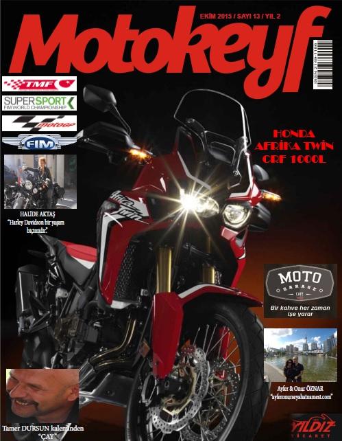 Motokeyf  Ekim 2015