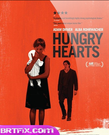 Aç Kalpler  Hungry Hearts  2014   Türkçe Dublaj  Film  İndir