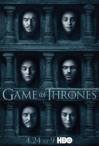 Taht Oyunları | Game of Thrones | 6.Sezon 1.Bölüm | HDTV 720p 1080p | Türkçe Dublaj