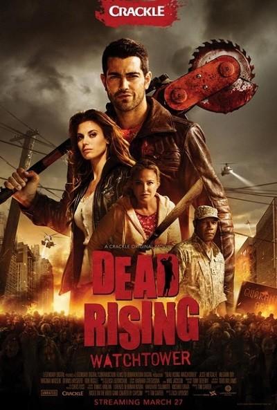 Ölüler Yükseliyor   Dead Rising: Watchtower   2015   BRRip XviD   Türkçe Dublaj