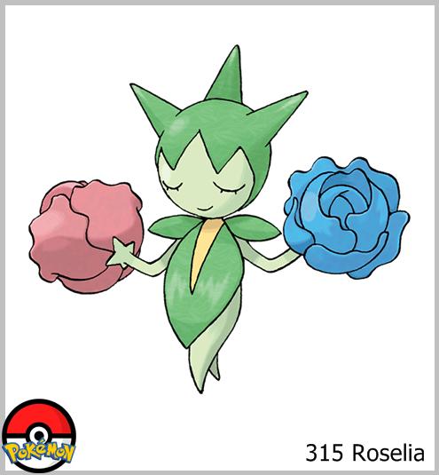 315 Roselia - ryuklemobi