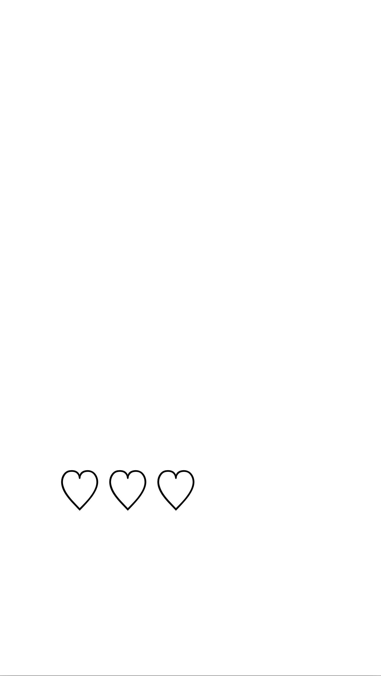 three hearts - Wallect