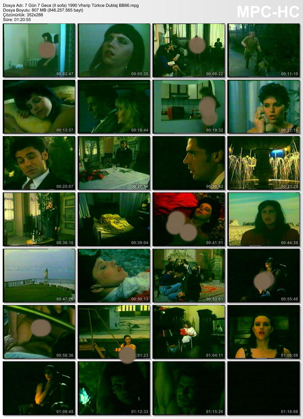 7 Gün 7 Gece (Il sofa) 1990 Vhsrip Türkce Dublaj BB66 (2) - barbarus