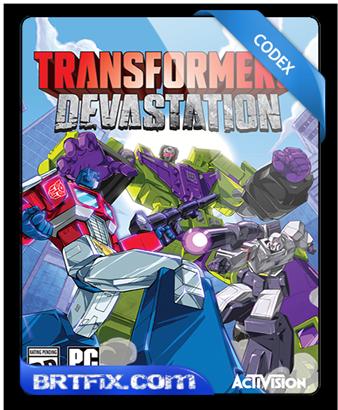 Transformers: Devastation CODEX Full İndir Oyun Download Yükle