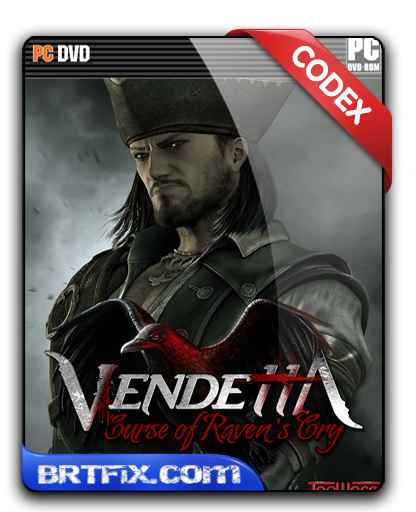 Vendetta Curse of Raven's Cry CODEX - Full İndir  Download Yükle