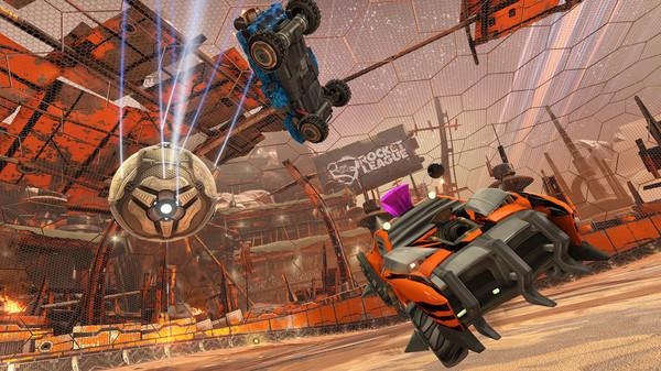 Rocket League Chaos Run [SKIDROW] - Full İndir - Oyun İndir - Oyun Download - Yükle