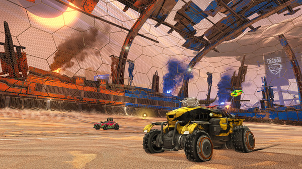 Rocket League Chaos Run [SKIDROW] - Full İndir - Oyun İndir - Oyun Download - Yükle