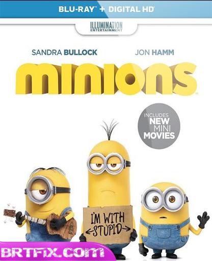 Minyonlar  Minions  2015 Türkçe Dublaj Tek Link Film indir