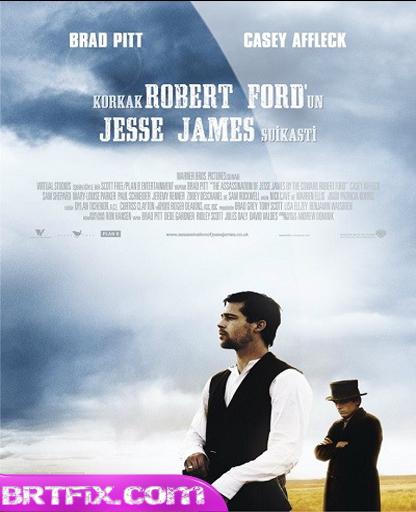 Korkak Robert Ford'un Jesse James Suikastı 2007 Türkçe Dublaj Film İndir