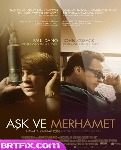 Aşk ve Merhamet  Love & Mercy 2014 Türkçe Dublaj İndir