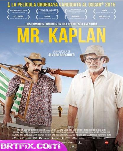 Mr. Kaplan 2014  Türkçe Dublaj  Tek Link Film İndir