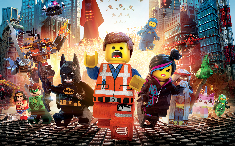 Лего Фильм  Википедия