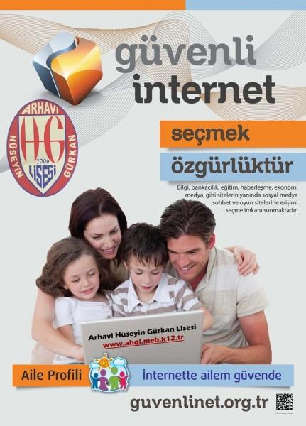 aile için güvenli internet