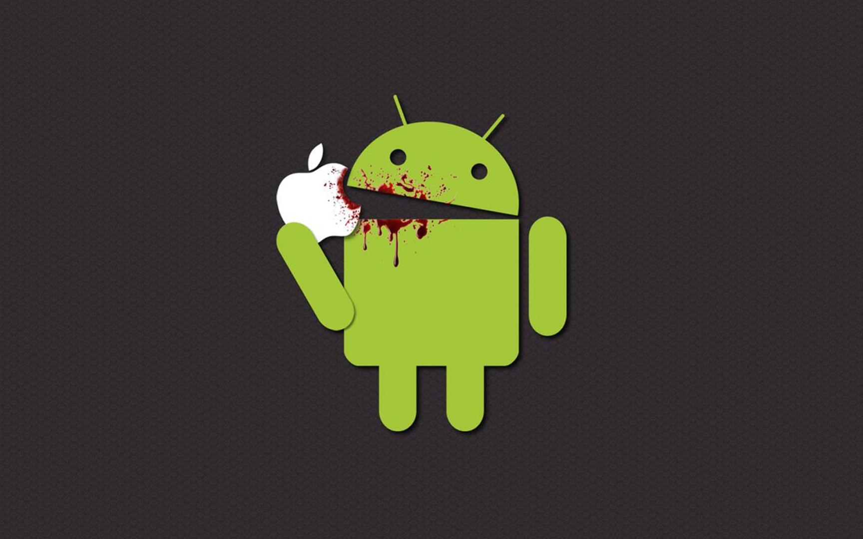 android apple yum yum