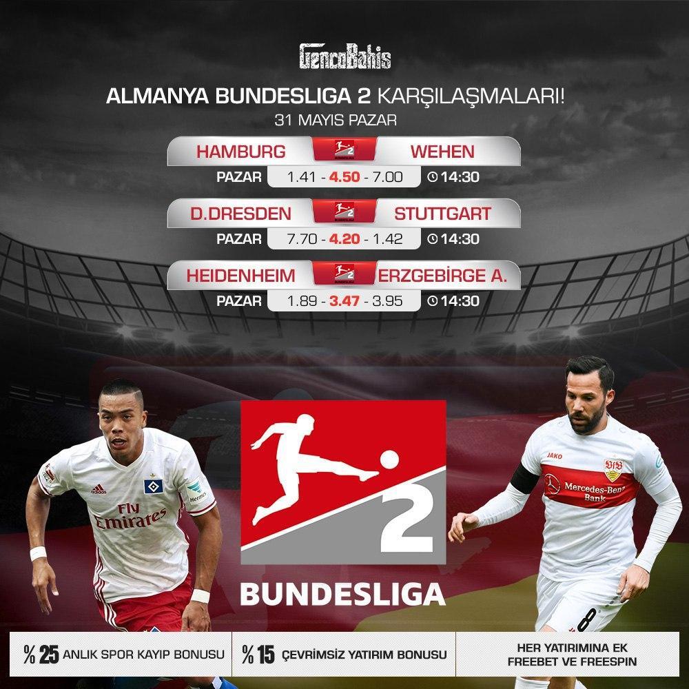 31.05.2020 Bundesliga 2