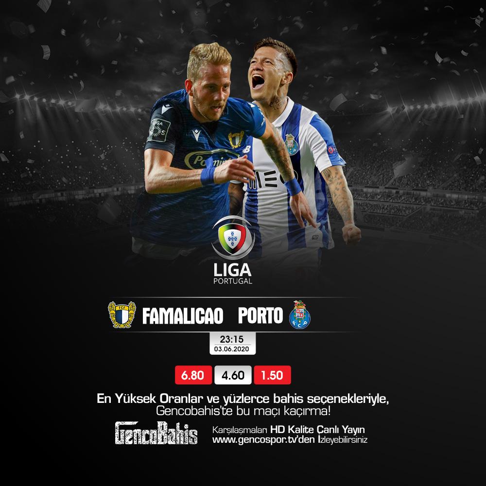 03.06.2020 Famalicao - Porto