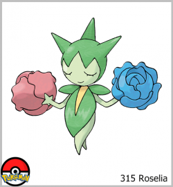 315 Roselia