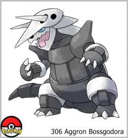 306 Aggron Bossgodora