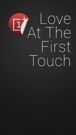 love at the first touch