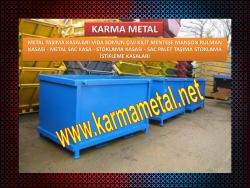 Metal tasima kasalari sevkiyat kasasi parca tasima paleti istanbul konya izmir bursa (46)