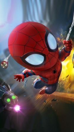 Litle spiderman