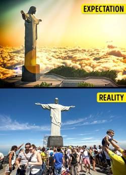 Rio de Janeiro'daki Kurtarıcı İsa heykeli