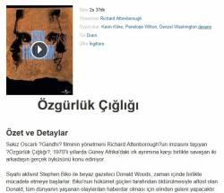 Özgürlük Çığlığı (Cry Freedom) 1987 HDTV 720p.x264 Dual Türkce Dublaj BB66