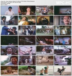 Uçan Canavar (Kung Fu's Heros) 1973 Dvdrip Türkce Dublaj