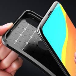 Y9 Prime 2019 Negro Silikon (10)